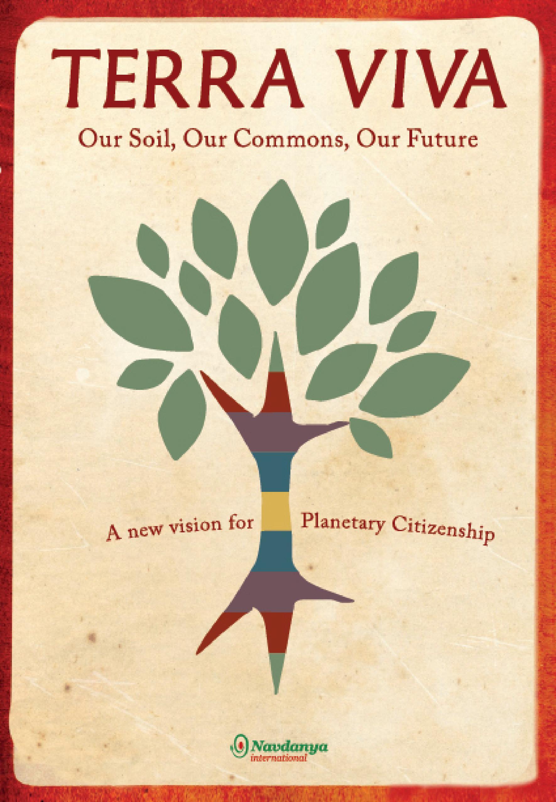 Manifesto Terra Viva English