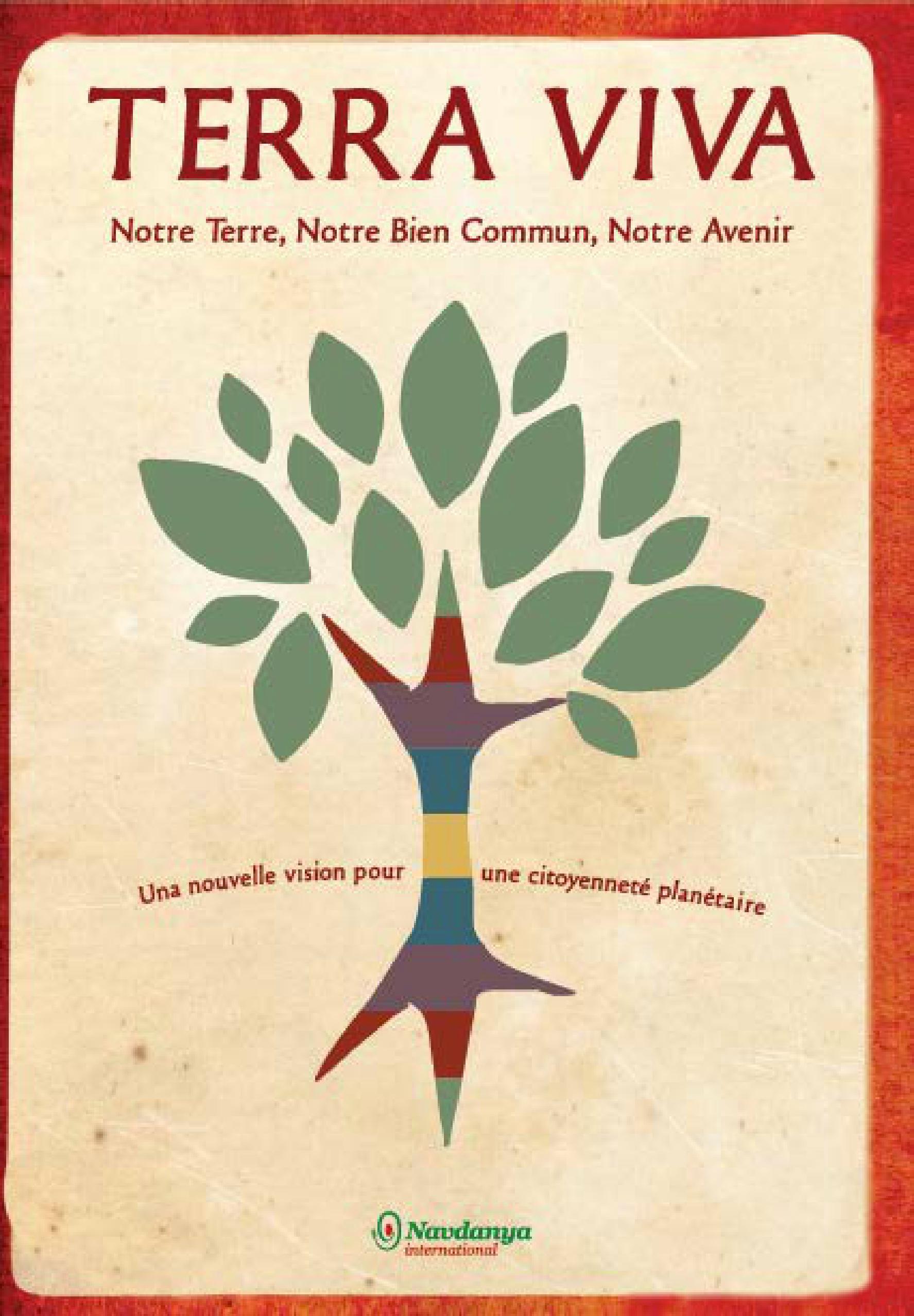 Manifeste Terra Viva Francois